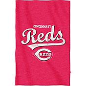 Northwest Cincinnati Reds Sweatshirt Blanket