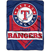 Northwest Texas Rangers Home Plate Blanket