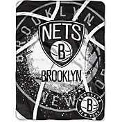 Northwest Brooklyn Nets Shadow Play Blanket