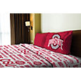 Northwest Ohio State Buckeyes Anthem Twin Sheet Set