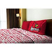 Northwest Louisville Cardinals Anthem Twin Sheet Set