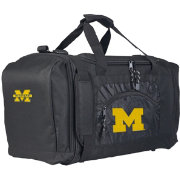 Northwest Michigan Wolverines Roadblock Duffel