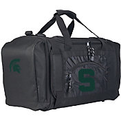 Northwest Michigan State Spartans Roadblock Duffel