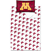 Northwest Minnesota Golden Gophers Twin Sheet Set
