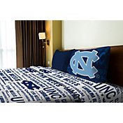Northwest North Carolina Tar Heels Anthem Twin Sheet Set