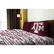 Northwest Texas A&M Aggies Anthem Twin Sheet Set