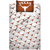 Northwest Texas Longhorns Twin Sheet Set