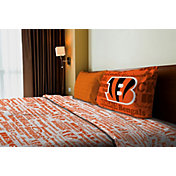 Northwest Cincinnati Bengals Anthem Twin Sheet Set