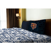 Northwest Chicago Bears Anthem Twin Sheet Set
