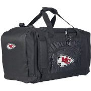 Northwest Kansas City Chiefs Roadblock Duffel