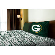 Northwest Green Bay Packers Anthem Twin Sheet Set