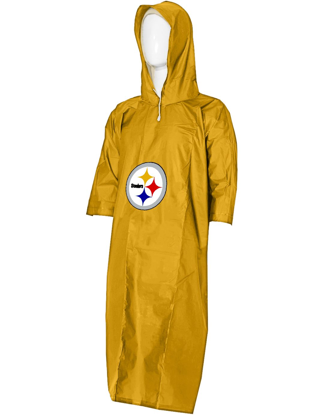 online store b1dfc b8a84 Northwest Pittsburgh Steelers Deluxe Poncho
