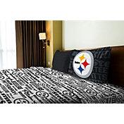 Northwest Pittsburgh Steelers Anthem Twin Sheet Set