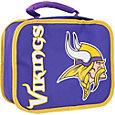Northwest Minnesota Vikings Sacked Lunch Box