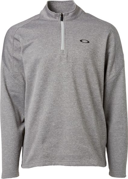 Oakley Men's Contention Quarter-Zip Pullover