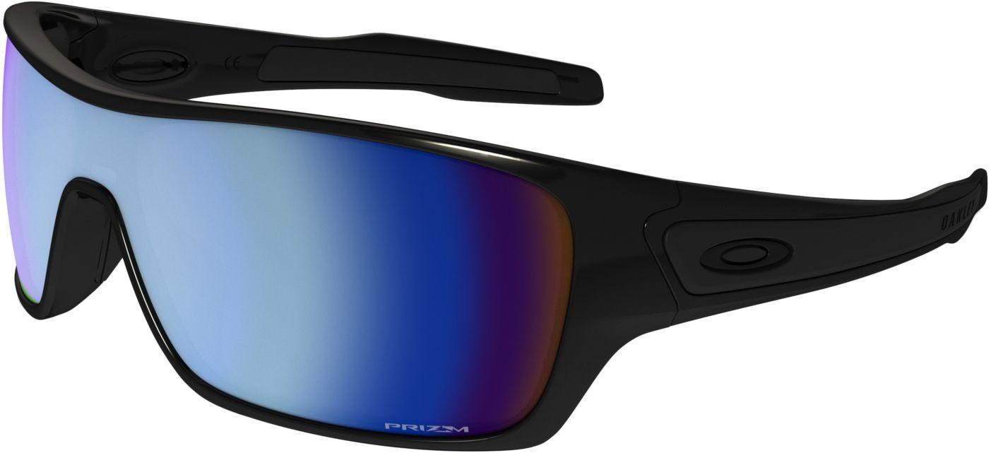Oakley Men's Turbine Rotor Prizm Deep Water Sunglasses