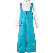 Obermeyer Girls' Snoverall Snow Bib
