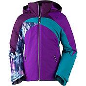 Obermeyer Girls' Tabor Insulated Jacket