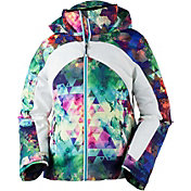 Obermeyer Girls' Tabor Printed Insulated Jacket