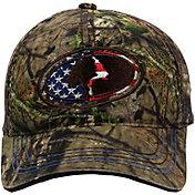Outdoor Cap Men's Mossy Oak Americana Logo Hat
