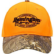 Remington Men's Blaze and Camo Brim Hat