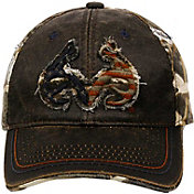 Realtree Men's Americana Horns Hat
