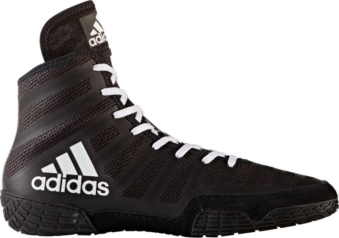 35074cd49f adidas Men s adizero Varner Wrestling Shoes 1