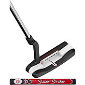 Odyssey O-Works #1 Putter - Super Stroke Slim 2.0 Counter Core Grip