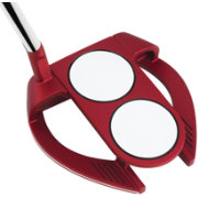 Odyssey O-Works Red 2-Ball Fang SL Putter