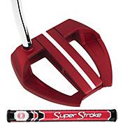 Odyssey O-Works Red Marxman Putter – SuperStroke Mid Slim 2.0 Grip