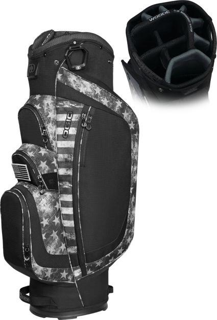 OGIO 2017 Black Ops Shredder Cart Bag