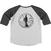 O'Neill Boys' Mortie Raglan ¾ Sleeve Shirt