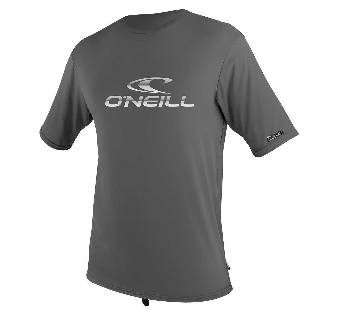 O'Neill Men's Core 2 Short Sleeve Rash Guard