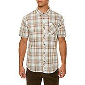 O'Neill Men's Gentry Woven Short Sleeve Shirt