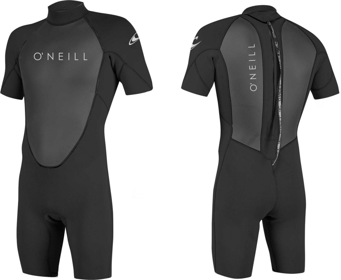 O'Neill Men's Reactor II 2mm Spring Wetsuit