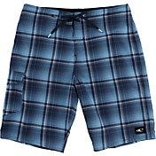 O'Neill Men's Santa Cruz Plaid 21'' Board Shorts