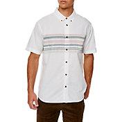 O'Neill Men's Serf Woven Short Sleeve Shirt