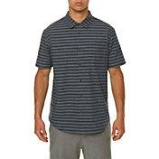 O'Neill Men's Stag Woven Short Sleeve Shirt