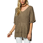 O'Neill Women's Canyon Short Sleeve Sweater