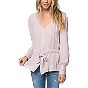 O'Neill Women's Peachie Long Sleeve Shirt