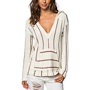 O'Neill Women's Ash Long Sleeve Sweater
