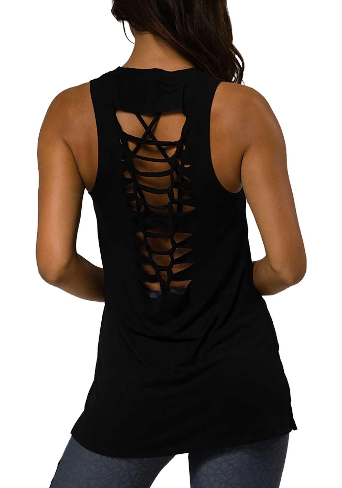 Onzie Women's Braid Tank Top