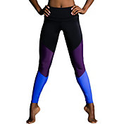 Onzie Women's Dhalia Combo High Rise Track Leggings