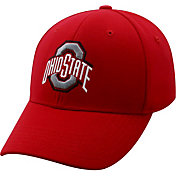 OSU Men's Ohio State Buckeyes Scarlet Premium Collection M-Fit Hat