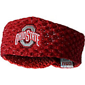 OSU Women's Ohio State Buckeyes Scarlet Play With Attitude Headband