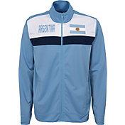 Outerstuff Men's Argentina Blue Track Jacket