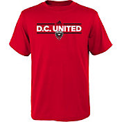 adidas Youth DC United Local Dassler Red T-Shirt