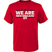 adidas Youth New England Revolution Local Dassler Red T-Shirt