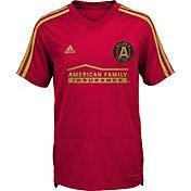 adidas Youth Atlanta United Training Red Shirt