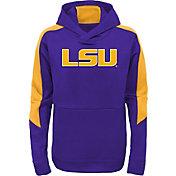 Gen2 Youth LSU Tigers Purple Hyperlink Hoodie